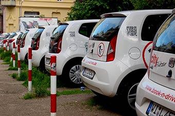 Alquiler de vehículos en Lardero